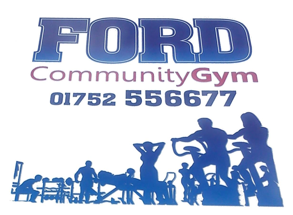 Ford Gym Logo
